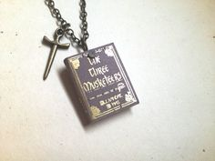 Mini The Three Musketeers / Alexandre Dumas by MiniatureLiterature, $18.00