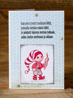 Hobbies And Crafts, Diy And Crafts, Christmas Crafts, Xmas, Diy Weihnachten, Diy Cards, Frame, Holiday, Artwork
