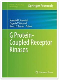 Methods In Pharmacology And Toxicology - G Protein-Coupled Receptor Kinases | Sách Việt Nam
