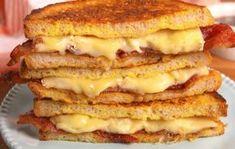 Dit moet je een keer proeven: zo maak je van wentelteefjes een overheerlijke tosti