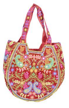 Ethnic Vintage Banjara Handmade Handbag For Women Medium Tote Handbags, Leather Handbags, Best Crossbody Bags, Work Handbag, Handmade Handbags, Medium Tote, Everyday Bag, Canvas Tote Bags, Evening Bags