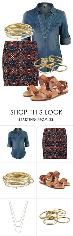 """""""boho"""" by marijephotogirl ❤ liked on Polyvore featuring Kendra Scott, RED Valentino and ERTH"""