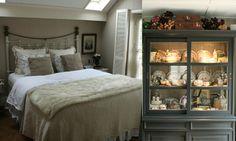 De #brocante slaapkamer van Annet. #binnenkijken