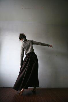 """Юбки ручной работы. Ярмарка Мастеров - ручная работа. Купить Юбка """"Басима"""". Handmade. Коричневый, мусульманская одежда"""