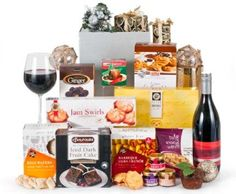 Image for Good Tidings with Stony Peak from Total Office National Hampers, Stony, Swirls, Cheese, Fruit, Image, Food, The Fruit, Meals