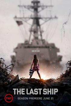 Baixar The Last Ship – 2ª Temporada - O Capitão Tom Chandler (Eric Dane) é responsável por encontrar a cura para um vírus que está