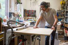 Für Kunst kann man gut Geld ausgeben, aber es sollte sich im Rahmen halten … äähhm … ja, zum Thema: Rahmenbau selbst gemacht. Ein Vorzeigeprojekt für unsere Tischkreissäge, welche wir z…