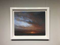 Until Tomorrow, Special Limited Edition Canvas Print by local artist Nial Adams of Big Norfolk Skies studio. Click now for more fine art in Norfolk. Oil On Canvas, Canvas Prints, Oil Painters, Local Artists, Limited Edition Prints, Artist Painting, Sketches, Paintings, Sky