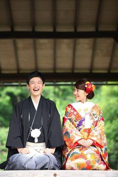 Japanese Wedding Ceremonies u30cau30c1u30e5u30e9u30ebu7b11u9854