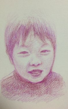 Drawing boy