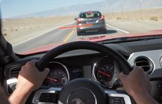 Adaptive Cruise Control with Rain-Sensing Wipers 2015 #mustang