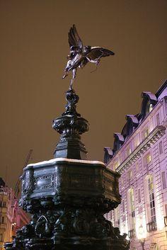 Piccadilly Circus, London, UK