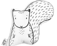 Finn la almohada de peluche de Fox por la por TheWildKidsApparel