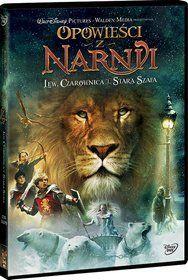 Opowieści z Narnii. Lew, czarownica i stara szafa [DVD] - Andrew