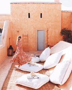 Lisa Smith at Le Riad Berbere