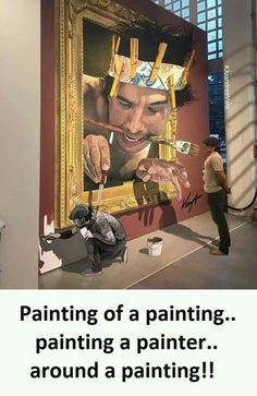 Now this is art