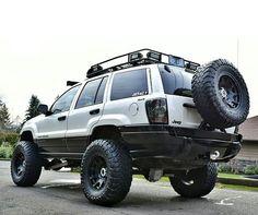 White jeep