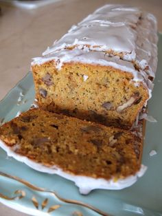 Carrot cake sans gluten, sans lactose