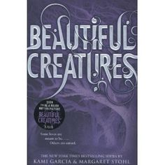 Book 7. Beautiful Creatures. In love with this story.