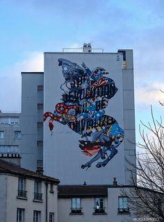 Tristan Eaton - Street Art