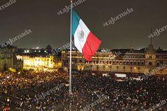 Crónica gráfica de las movilizaciones durante la Jornada de Acción Global por Ayotzinapa.