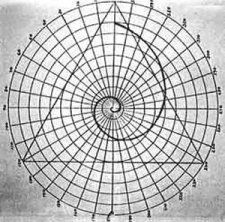 Leonardo Fibonacci was an Italian mathematician who introduced to Europe and popularized the Hindu-Arabic number system (also called the decimal system). Here he shows its relation to flower spirals