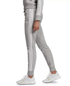 Adidas Joggers, Fleece Joggers, Jogger Pants, Matching Hoodies, Adidas Country, Casual Outfits, Cute Outfits, Joggers Womens, Cotton Fleece