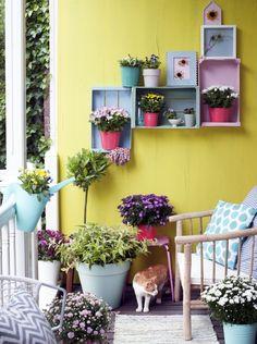 Weblog Wonenonline.nl - wonen - interieur - design: Tuintrends najaar 2015 - De kleurrijke herfsttuin