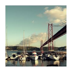 SALE 25  Move on in Lisbon   21 x 21 cm 83 by ArtworksForYourHome, €6.58
