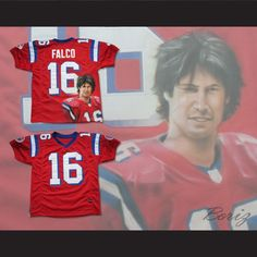 Interested to purchase Keanu Reeves Shane Falco 16 Sentinels Airbrush Portrait Football Jersey, Airbrush-Portrait-Falco ? Go to http://www.borizcustomsportsjerseys.com/Keanu-Reeves-Shane-Falco-16-Sentinels-Airbrush-p/airbrush-portrait-falco.htm