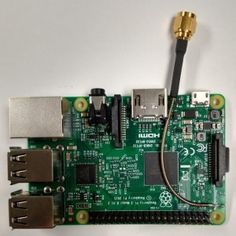 External antenna modifications for the Raspberry Pi 3