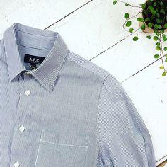 APC blouse [size FR M] #kolifleur #frenchstyle  by @weirdnomad