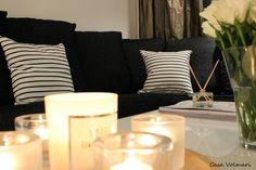 Scandinavian Living room details