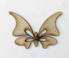 Silueta de cartón Mariposa