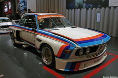 BMW IMSA Race Car by Mechanicman.deviantart.com on @deviantART