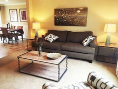 #claytonhomes #home #claytonhomeslacey #laceywa #dreamhome #mymixx96 #couch…
