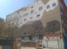 Siluetas. Villaverde (Madrid).