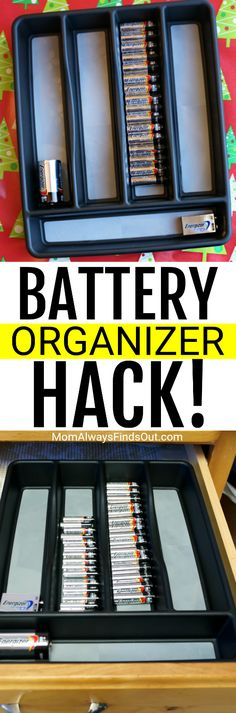 Simple battery organization organizing organizations and mary buy energizer batteries get walmart e gift card battery organizer idea solutioingenieria Images