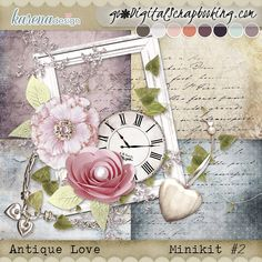Page Borders, Free Digital Scrapbooking, Customer Appreciation, Project 365, Vintage Ephemera, Journal Cards, Flourish, Word Art, Swirls