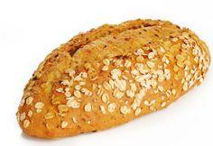 Chlieb z kvásku s ovsenými vločkami Bread, Baking, Food, Gastronomia, Bread Making, Meal, Patisserie, Backen, Essen