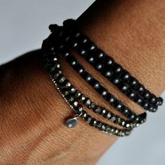 bohemian hippie wrap bracelet by olive