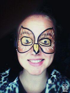 Owl bouh😮
