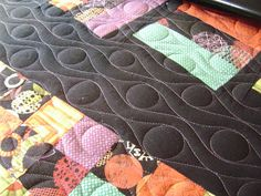 Quilting is more fun than Housework...: Texture Quilting