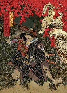 samurai the brave Japanese Art Prints, Japan Tattoo Design, Samurai Artwork, Asian Artwork, Samurai Art, Japanese Woodblock Printing, Japanese Tattoo Art, Art, Eastern Art