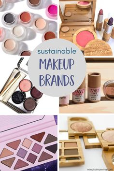 Gluten Free Makeup, Eco Friendly Makeup, Non Toxic Makeup, Makeup Package, Lip Swatches, Organic Beauty, Natural Beauty, Vegan Beauty, Makeup Brands
