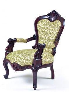 Italian Grandfather Chair