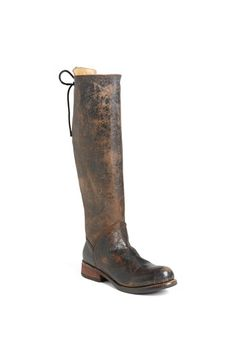 Bed Stu 'Manchester II' Tall Distressed Leather Boot