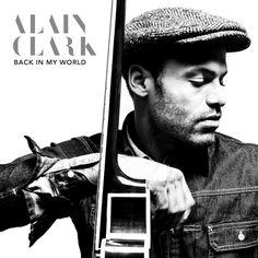 single cover art: alain clark - back in my world [04/2013]