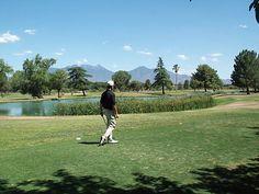Green Valley, AZ : Golf at Green Valley, AZ, USA