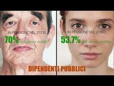 Un video sulle pensioni in Italia